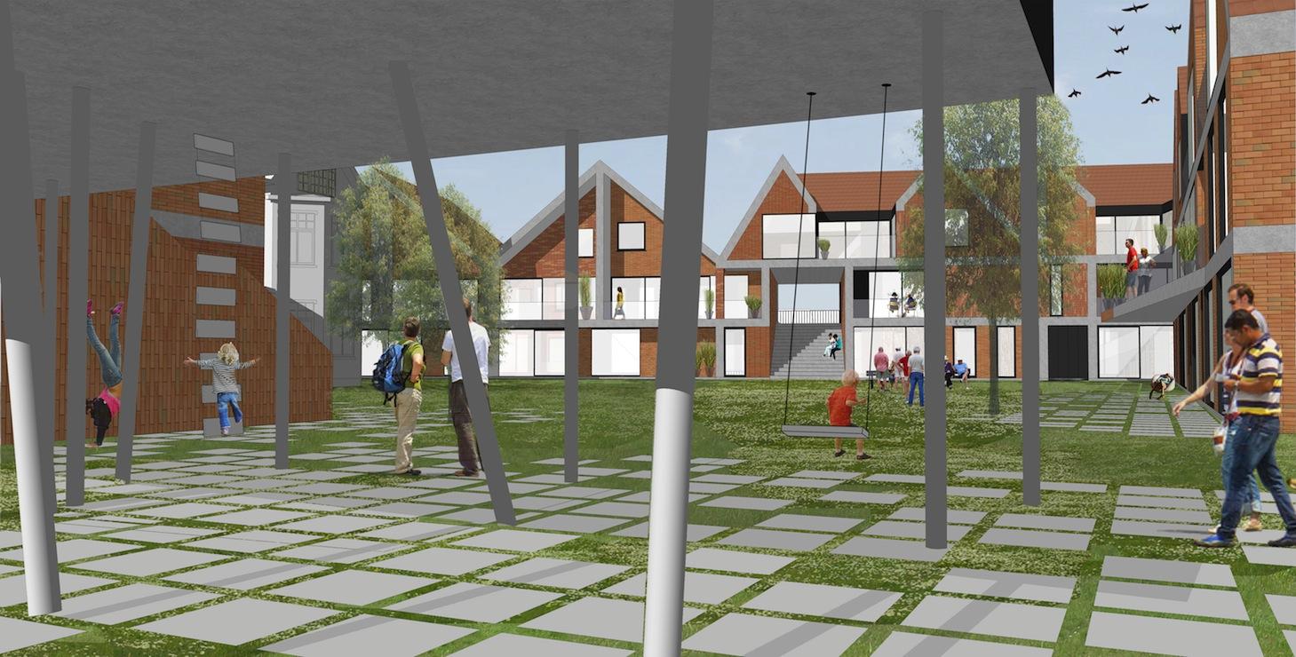 Lc consult vastgoed consultancy woonprojecten for Dhondt interieur brugge